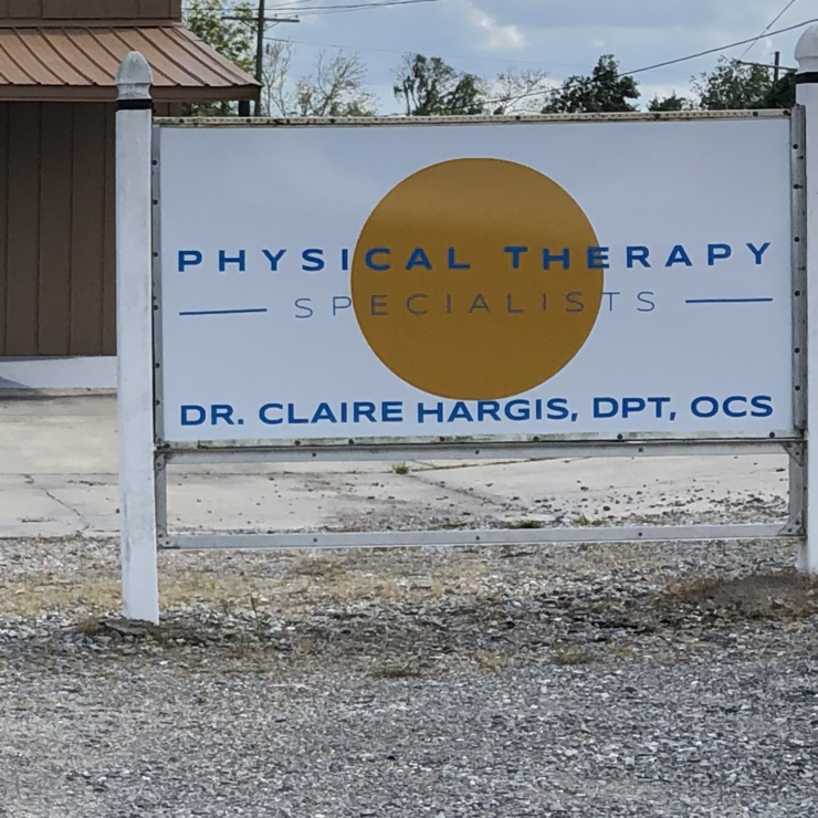PTS Sign